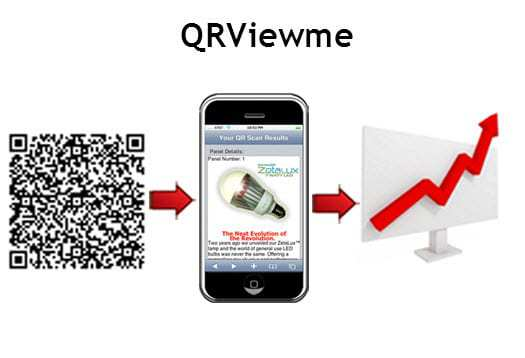 QRViewme New Release