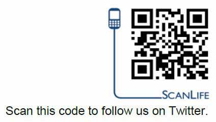 Scanlife qr codes