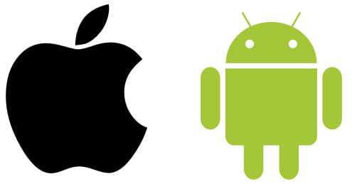 Apple vs Android mobile commerce