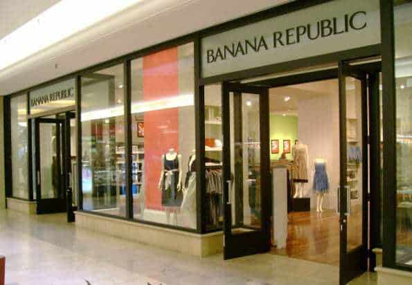 Banana Republic New 2011 Spring Line