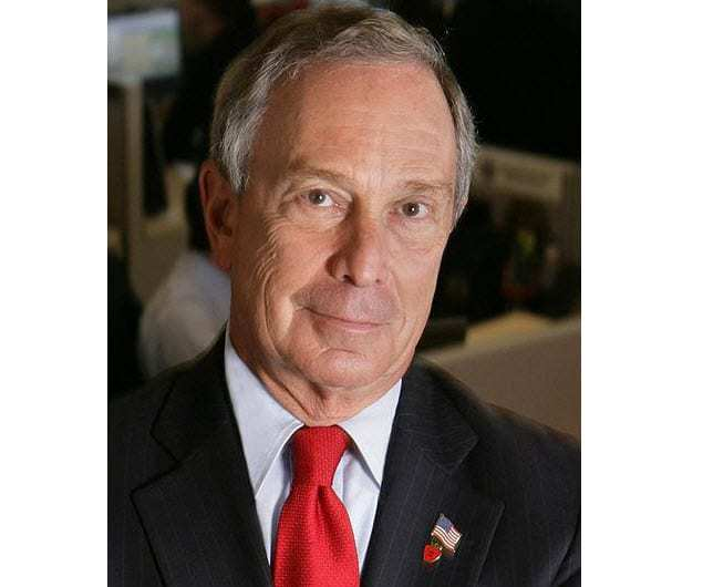 Michael Bloomberg, NewYork Mayor