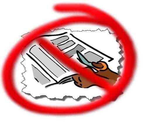 No More Paper Coupons!