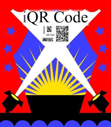 New iQR Codes
