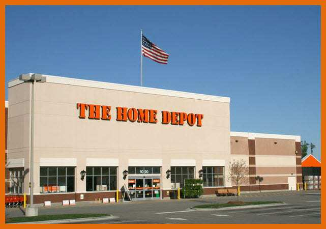 Home Depot Mobile Wallet