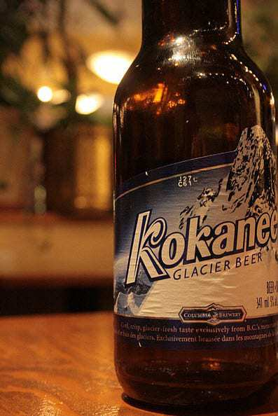 Kokanee Beer Uses QR Codes