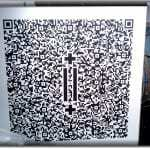 Mysterious QR Code Goes Up For Auction