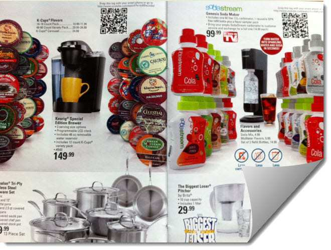 QR Codes in Print Ads Help with Sales