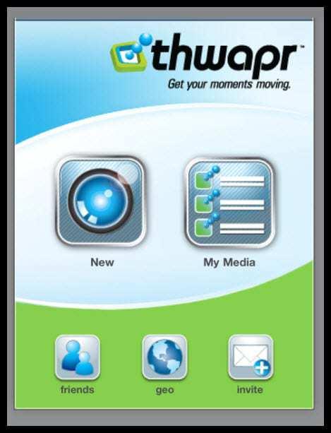 Thwapr App