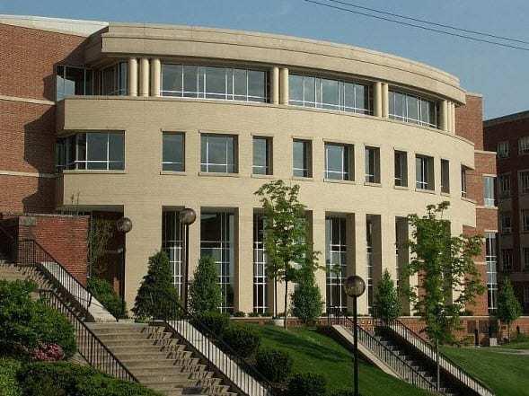 West Virginia University Library Building