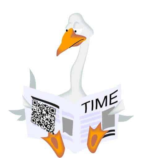 Will QR Codes be The Golden Egg for Newspapers