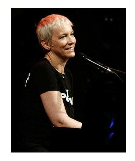 Annie Lennox, Oxfam Ambassador and Founder of The Circle