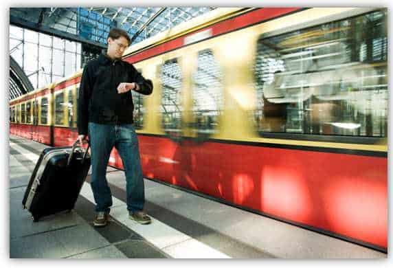 train mobile ticketing qr codes