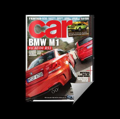 Car Magazine Augmented Reality Ad