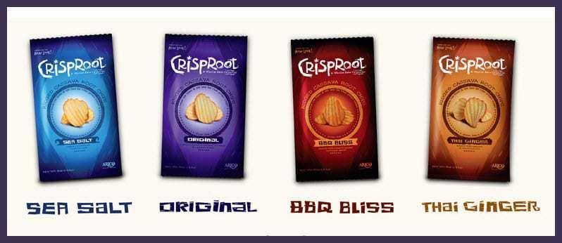 CrispRoot QR Code Campaign