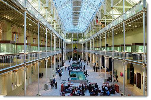 Edinburgh's National Museum of Scotland
