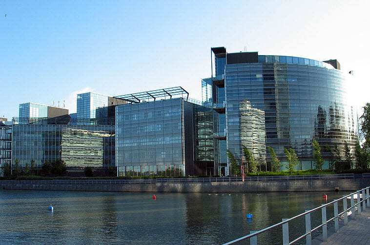 Nokia Main Headquarters
