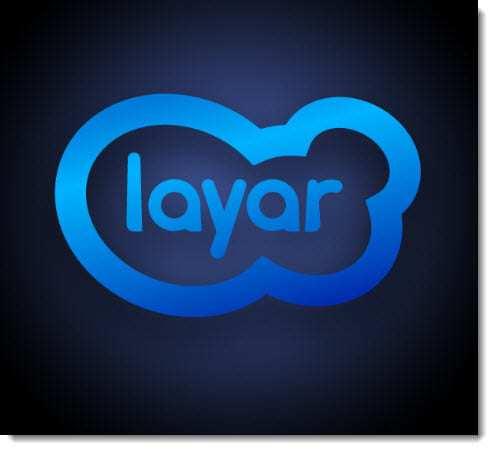 Layar Augmented Reality App