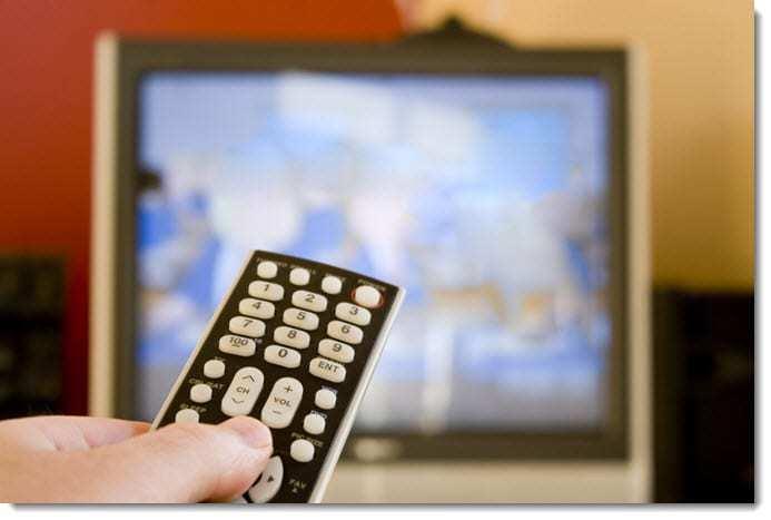 QR Codes Television smart TV mobile payments