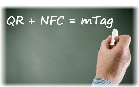 QR and NFC