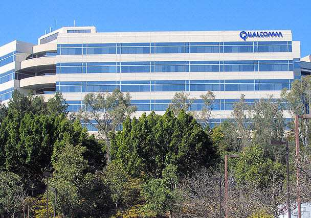 Qualcomm Headquarters in San Diego