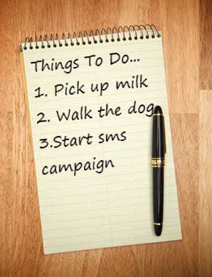 SMS marketing campaign tips