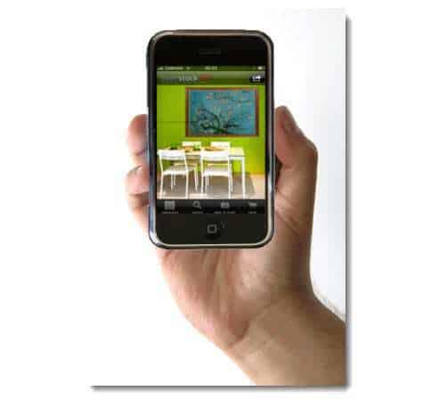 AR Mobile App