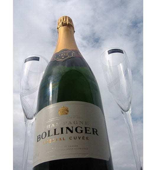 Bollinger Champagne QR Code