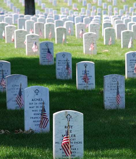 Visual epitaph brings a new way to honor fallen soldiers
