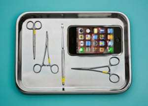 Smart phones may just be the health care industry's new best friend