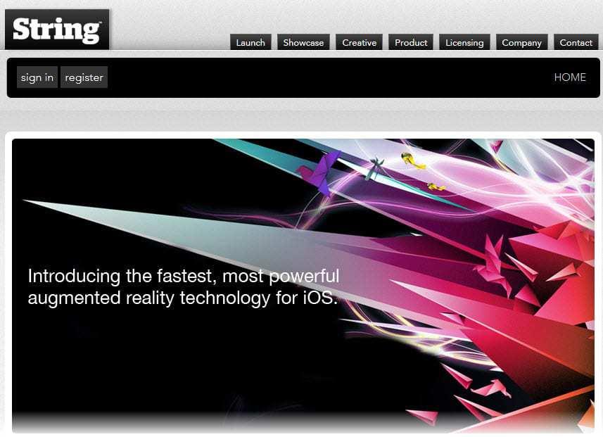 PoweredbyString.com Snap Shot