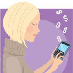 Research report shows that 60 percent of 2010 non-voice mobile revenues were from SMS
