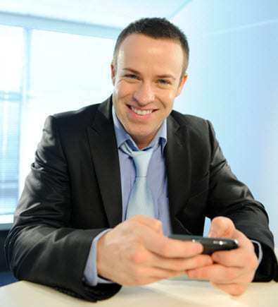 Small Business Mobile ad success marketing