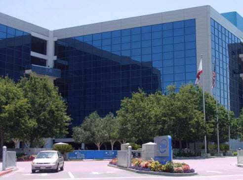 wearables Intel California Headquarters