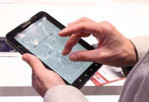 Tablet commerce is a main driver of online shopping clicks