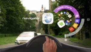 Augmented reality project offers a glimpse of how technology will be used in the future