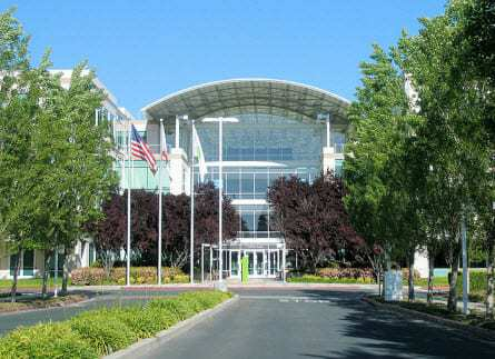 Apple Headquaters CA