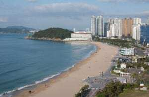 QR codes used at South Korean beach to make payments