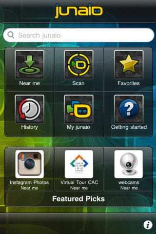 Junaio App