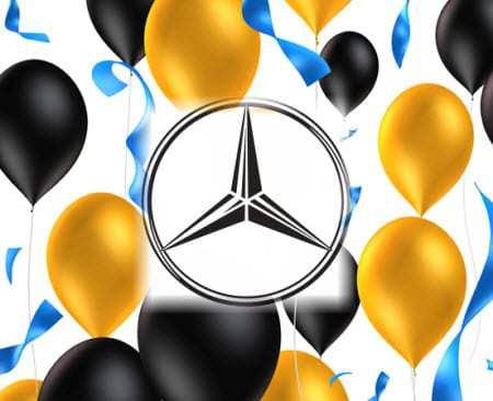 Mercedes QR Codes Campaign