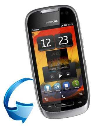 Nokia NFC Phone