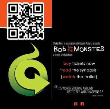 QR Code Poster