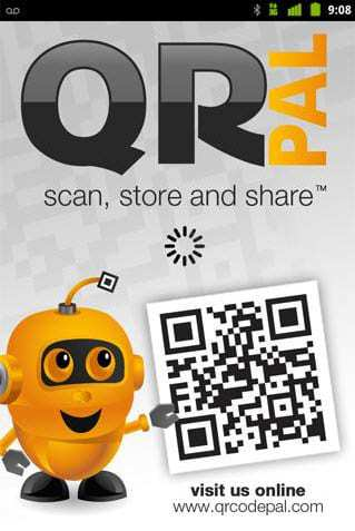 Android compatible QR Pal code scanner released to combine