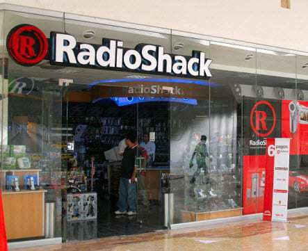 Radio Shack Mobile Payments