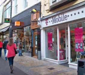 Mobile carrier, T-Mobile USA being sued by US