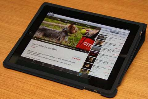 Tablet Commerce confidence