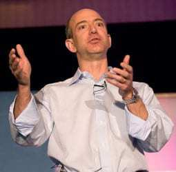 Technology news at Amazon includes talks of a smartphone