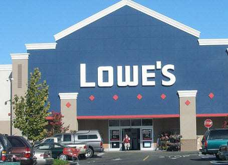 Lowe's Mobile Marketing