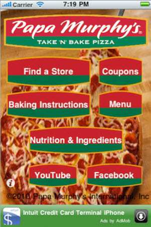 Papa Murphy's unveils mobile marketing strategy through Phizzle partnership