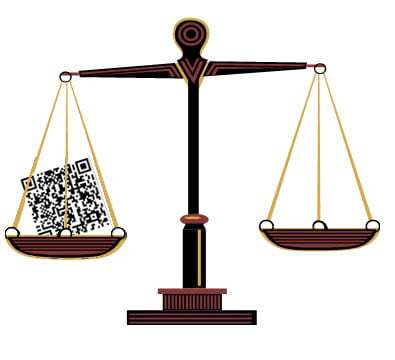 QR Code Legal Uses