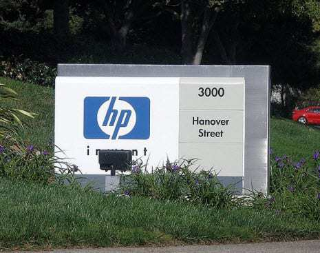Mobile commerce division to receive a boost at HP